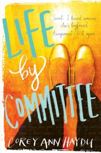 Life by Committee by Corey Ann Haydu | Review