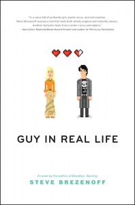 Guy in Real Life by Steve Brezenoff | Review