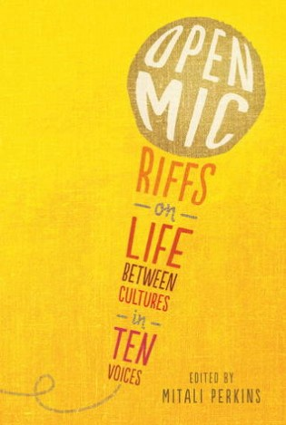 Review: Open Mic, edited by Mitali Perkins