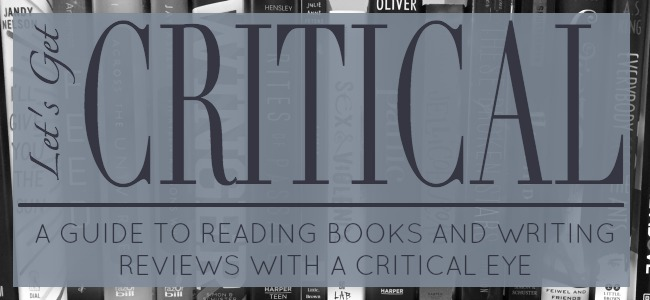 Let's Get Critical!: The Basics of a Critical Review