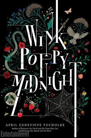 Wink Poppy Midnight by April Genevieve Tucholke | Review