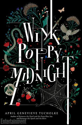 Wink Poppy Midnight by April Genevieve Tucholke | Review