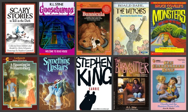 top ten books to get in the halloween spirit the librarian who doesnt say shhh