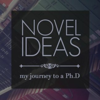 Novel Ideas [68]: Grad School Burnout (With GIFs)