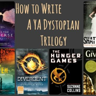 Advice for Writing a YA Dystopian Trilogy (If You Must)