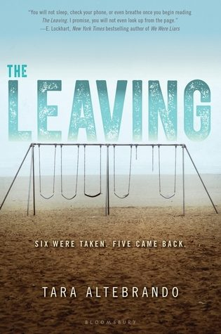 DNF Review: The Leaving by Tara Altebrando