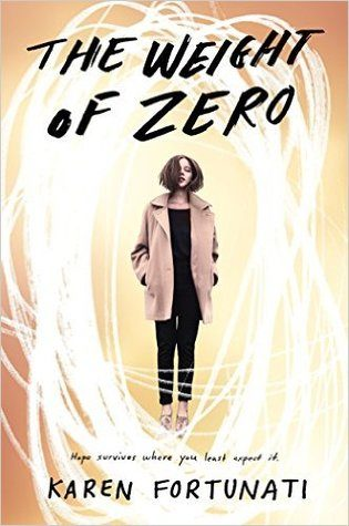 The Weight of Zero by Karen Fortunati | Blog Tour Review