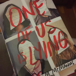 One of Us Is Lying by Karen M. McManus | Review