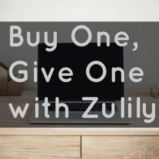 Buy One, Give One Holiday Book Fair at zulily